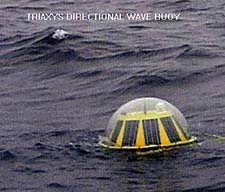 Tri-Axys Directional Wave Buoy